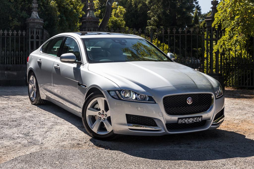 jaguar xf 2016 review - www.carsales.au