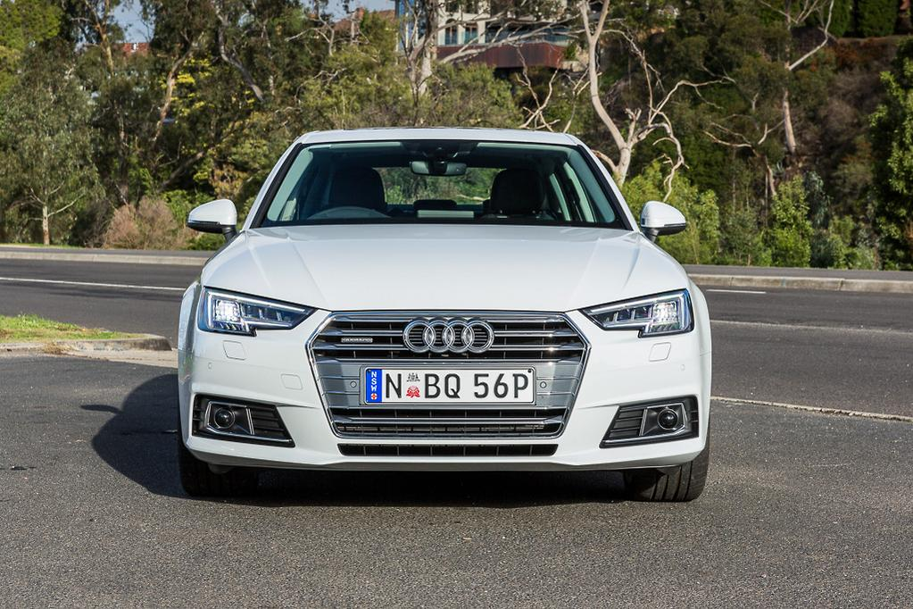 Audi A Review Wwwcarsalescomau - Audi a4 review