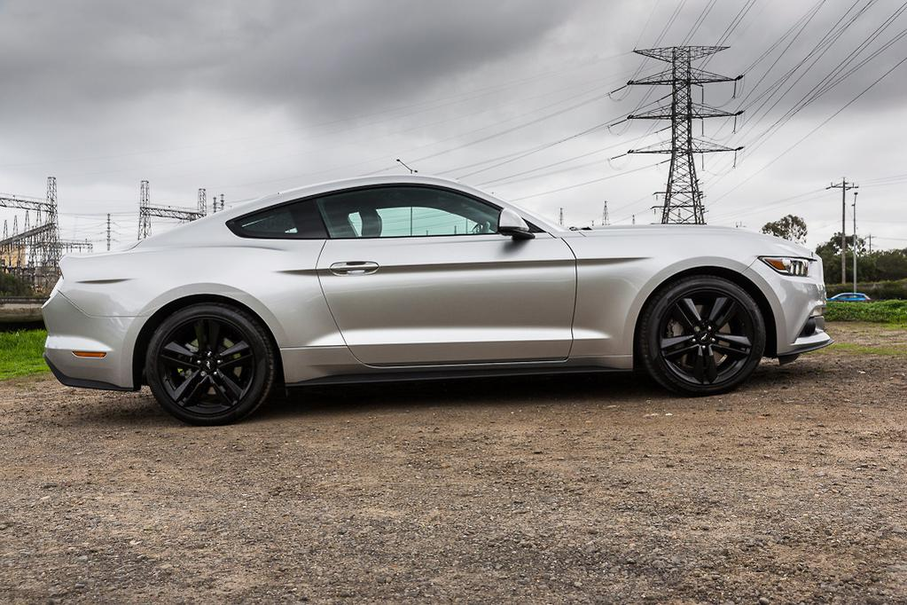 Ford Mustang EcoBoost Fastback 2016 Review - www carsales com au