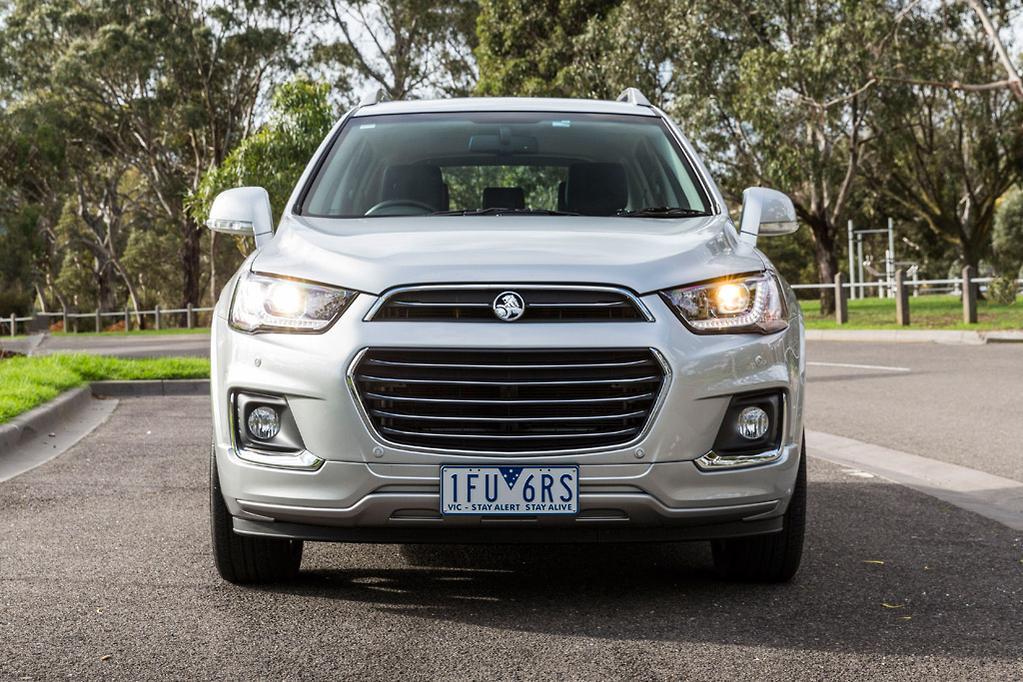 Holden Captiva 2016 Review - www carsales com au