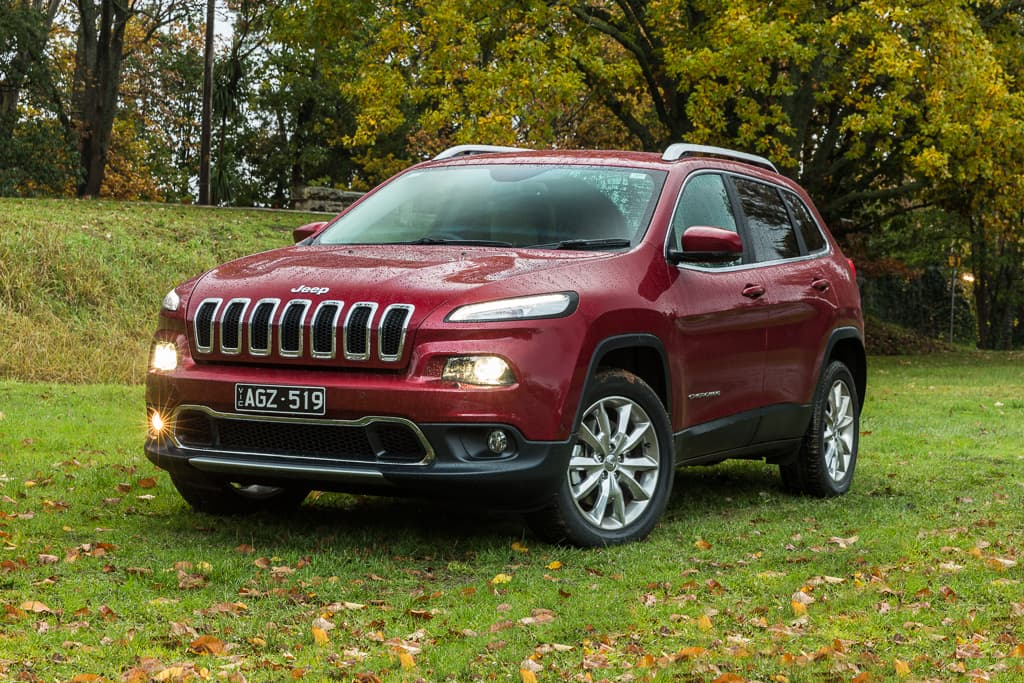 Jeep Cherokee 2016 Review