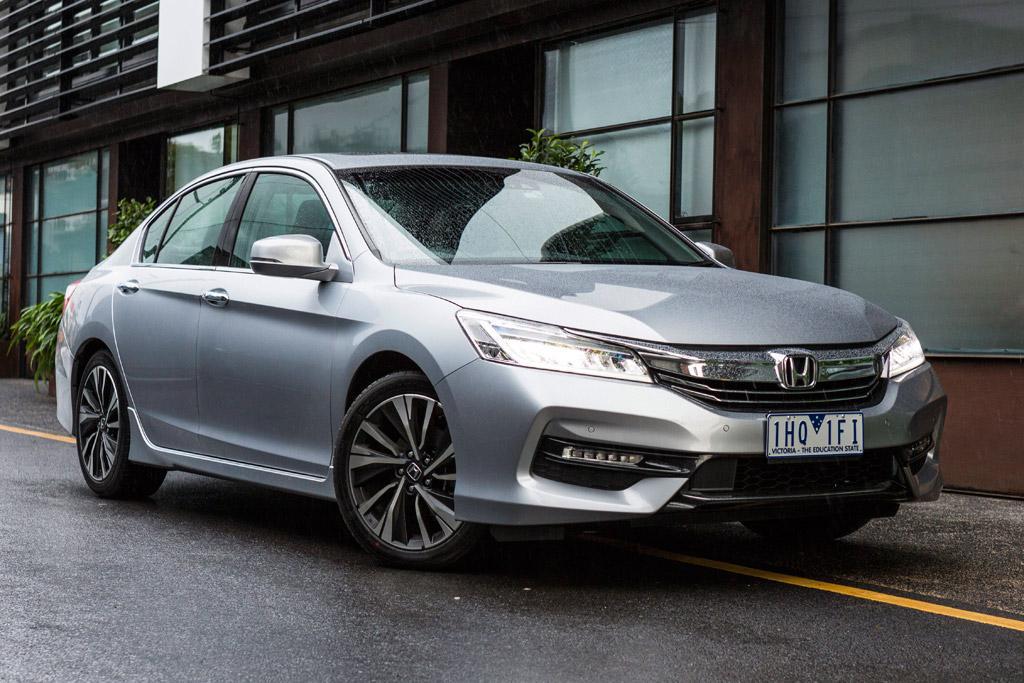 Honda Accord 2016 Review