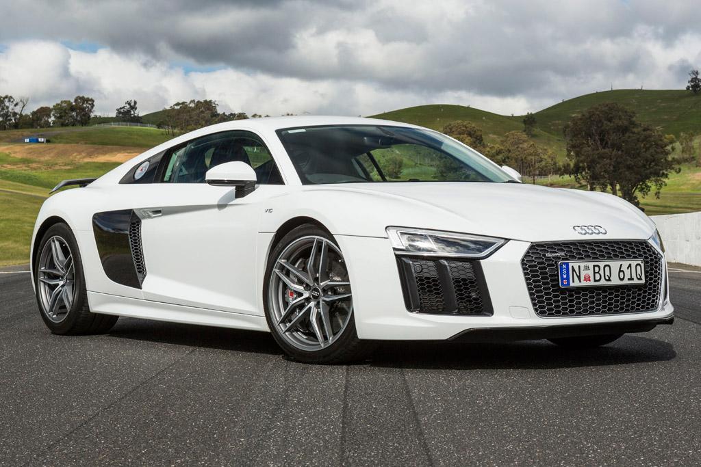 Audi R8 V10 Plus 2016 Quick Spin Www Carsales Com Au