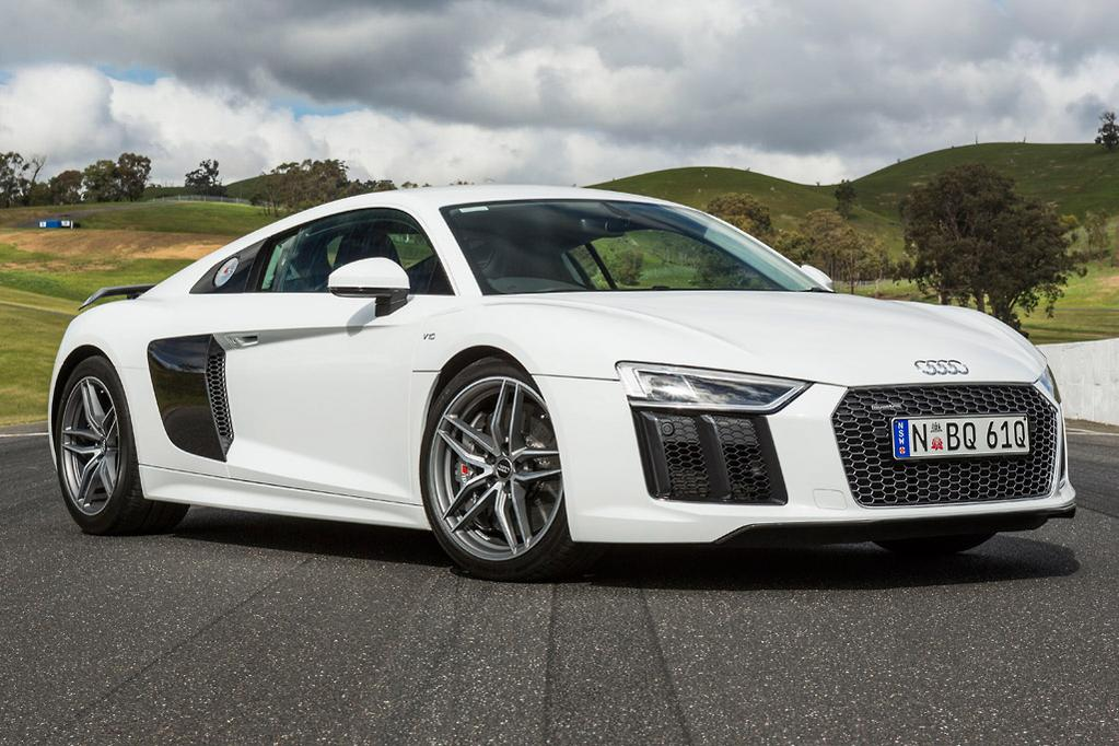 Audi R8 V10 Plus 2016 Quick Spin Wwwcarsalescomau