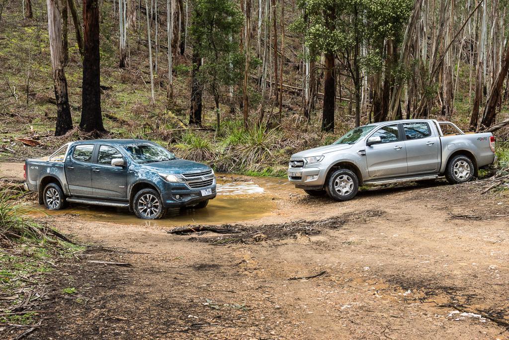 Ford Ranger v Holden Colorado 2016 Comparison - www carsales