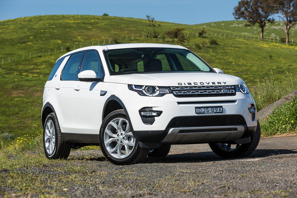 Land Rover Discovery Sport 2017 Review - www carsales com au