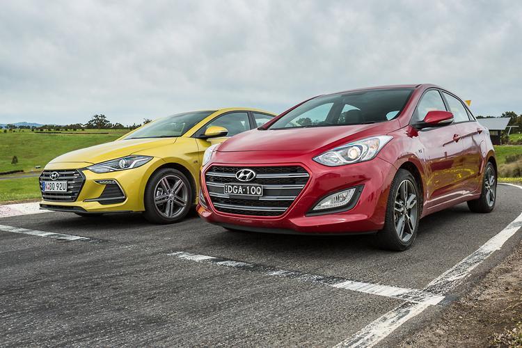 Hyundai i30 vs elantra