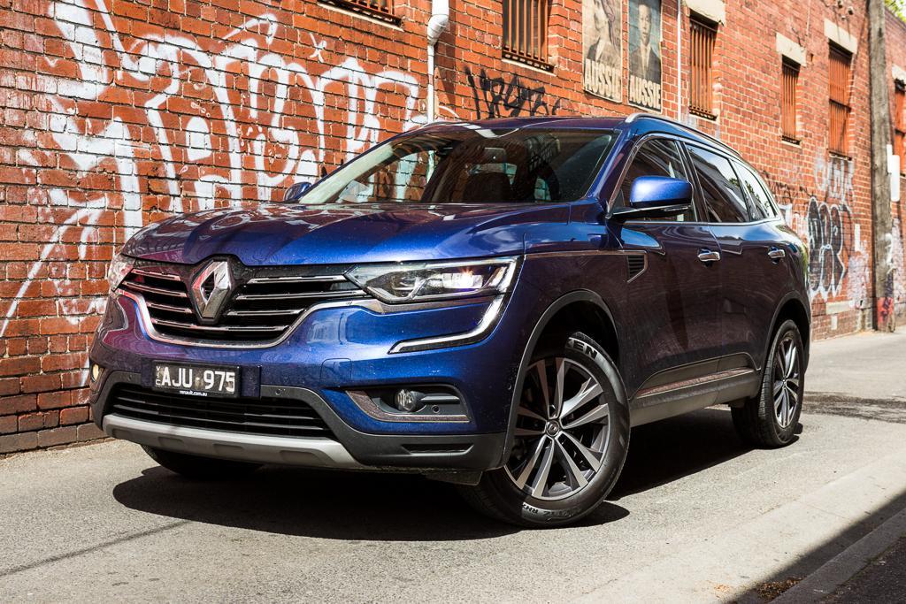 Renault Koleos 2016 Review Wwwcarsalescomau