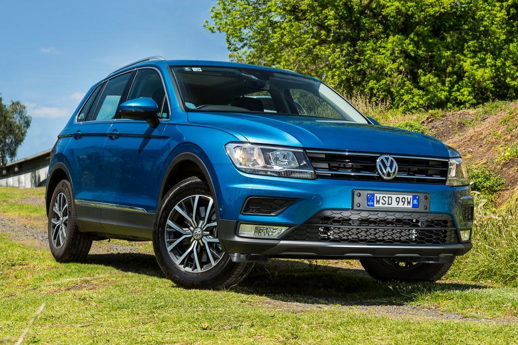 Volkswagen Tiguan 2016 Review