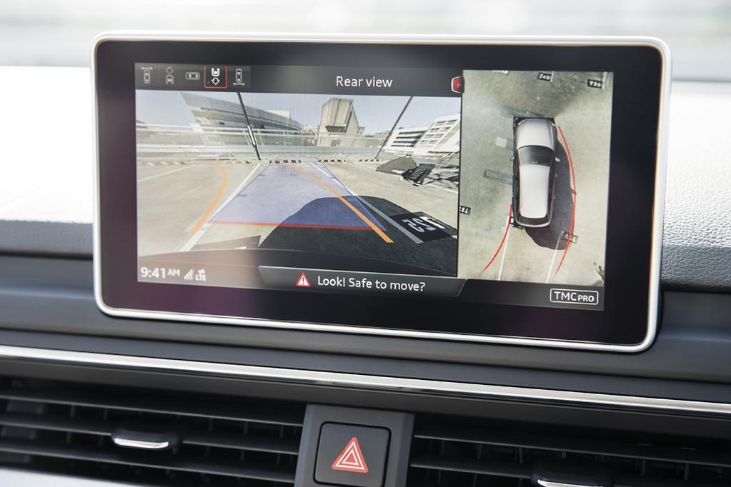 Audi A4 Avant tech and infotainment on demand - www carsales com au