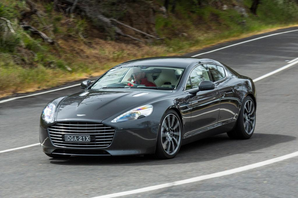Aston Martin Rapide Axed Wwwcarsalescomau - Aston martin rapide