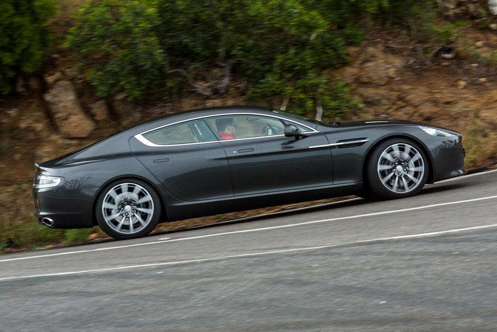 Aston Martin Rapide S Review Wwwcarsalescomau - Aston martin sedan