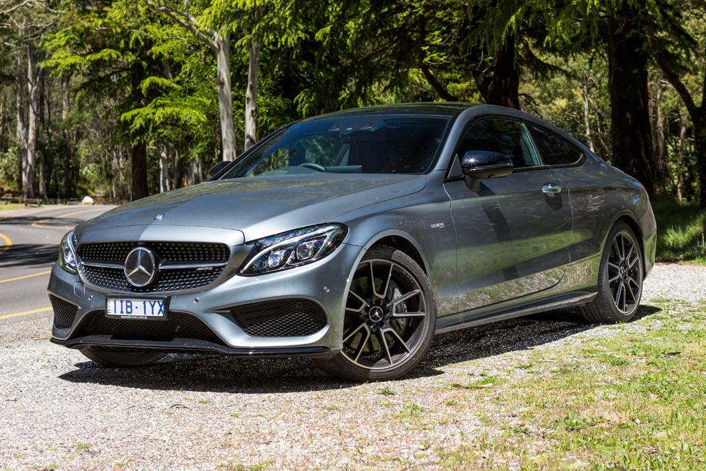 Mercedes-AMG C 43 Coupe 2017 Review - www carsales com au