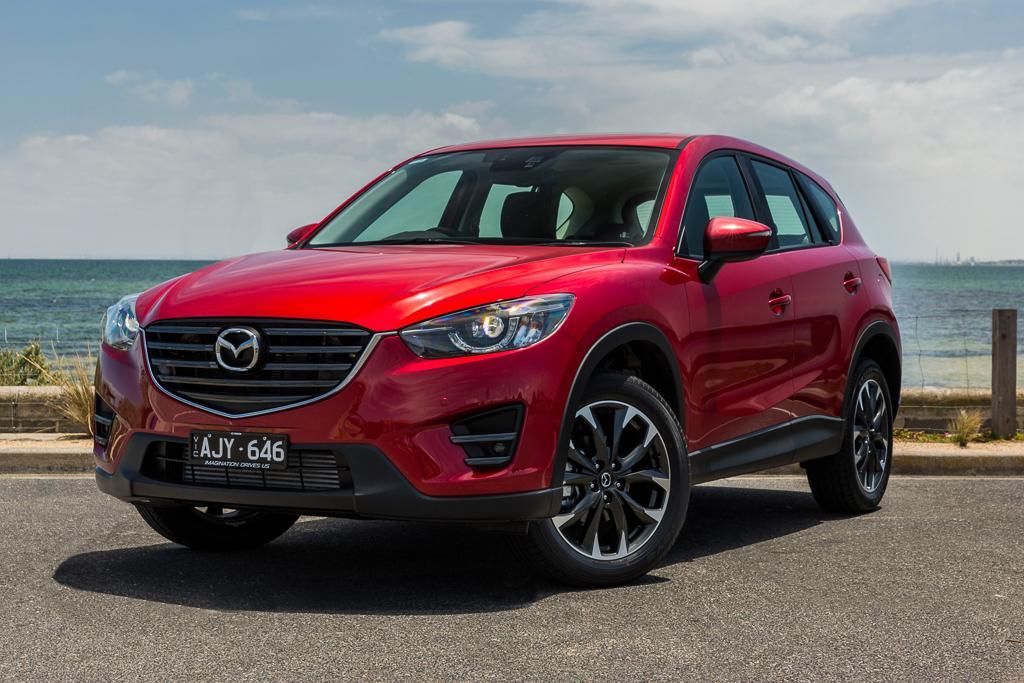 Mazda Cx 5 2017 Review