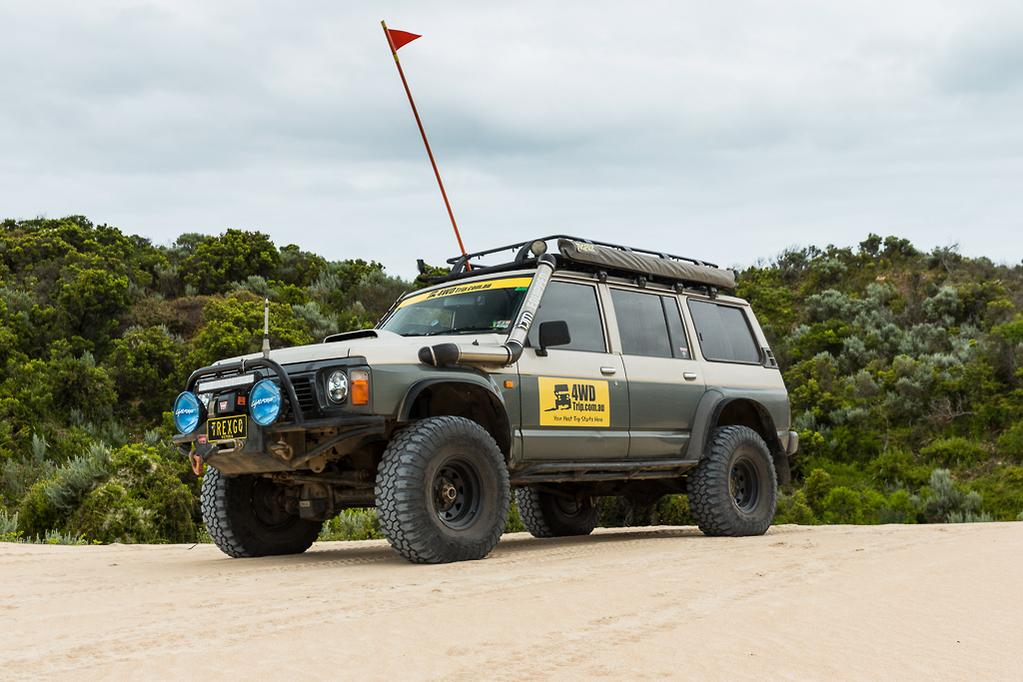 Queensland lifts 4WD lift laws - www carsales com au