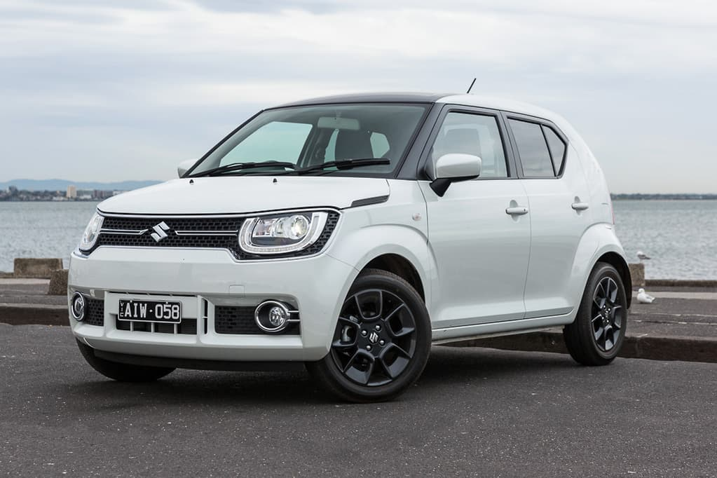 2017 Suzuki Ignis Glx Pricing And Specifications Price 19 990 Drive Away Engine 1 2 Litre Four Cylinder Petrol Output 66kw 120nm