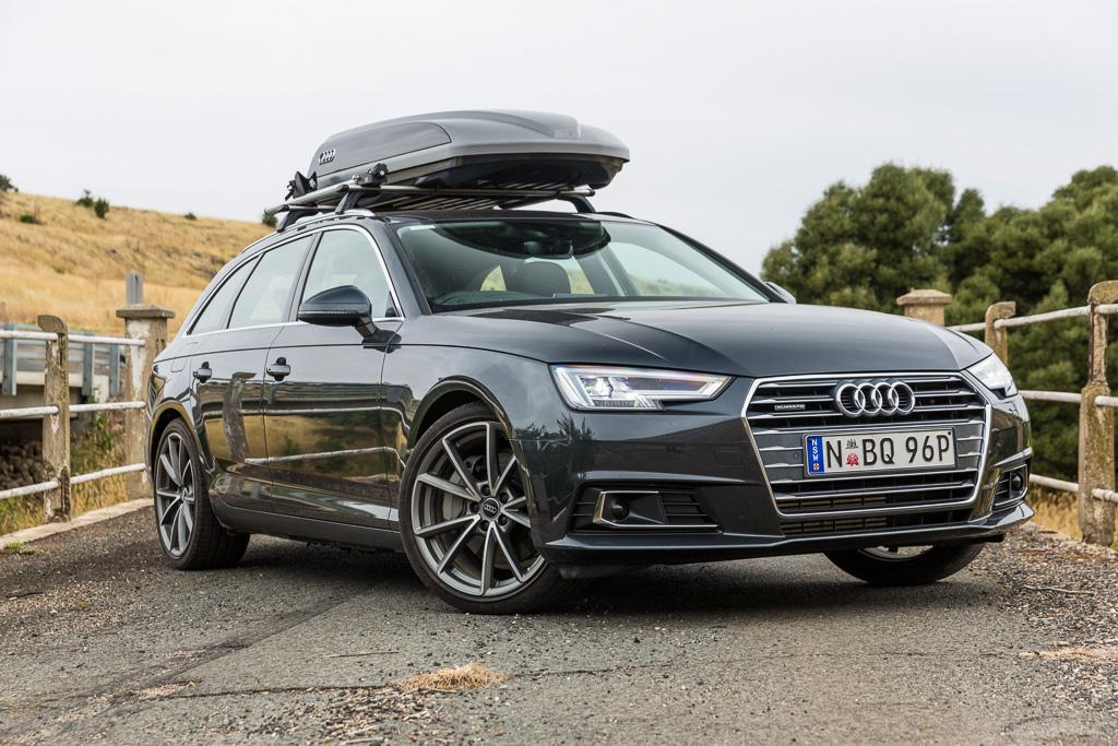 Audi A4 Avant 2017 Review Wwwcarsalescomau
