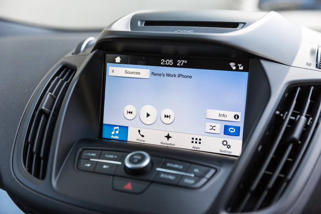 Infotainment Review: Ford SYNC 3 - www carsales com au