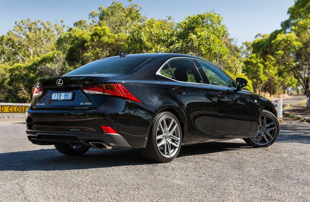 Lexus IS 350 2017 Review - www carsales com au