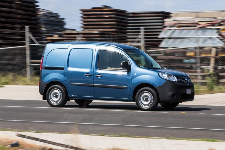 Renault kangoo maxi crew review