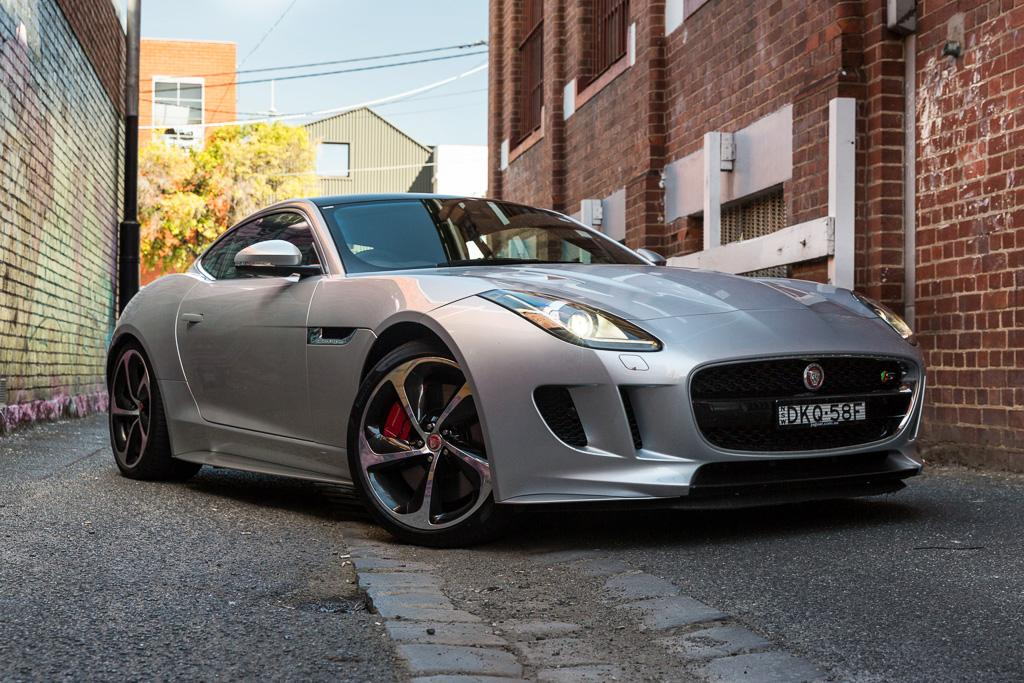 Jaguar F Type 2017 Review