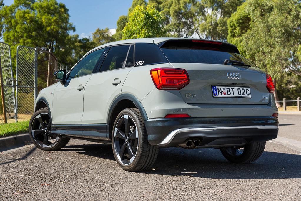 Audi Q2 2017: Road Test - www carsales com au