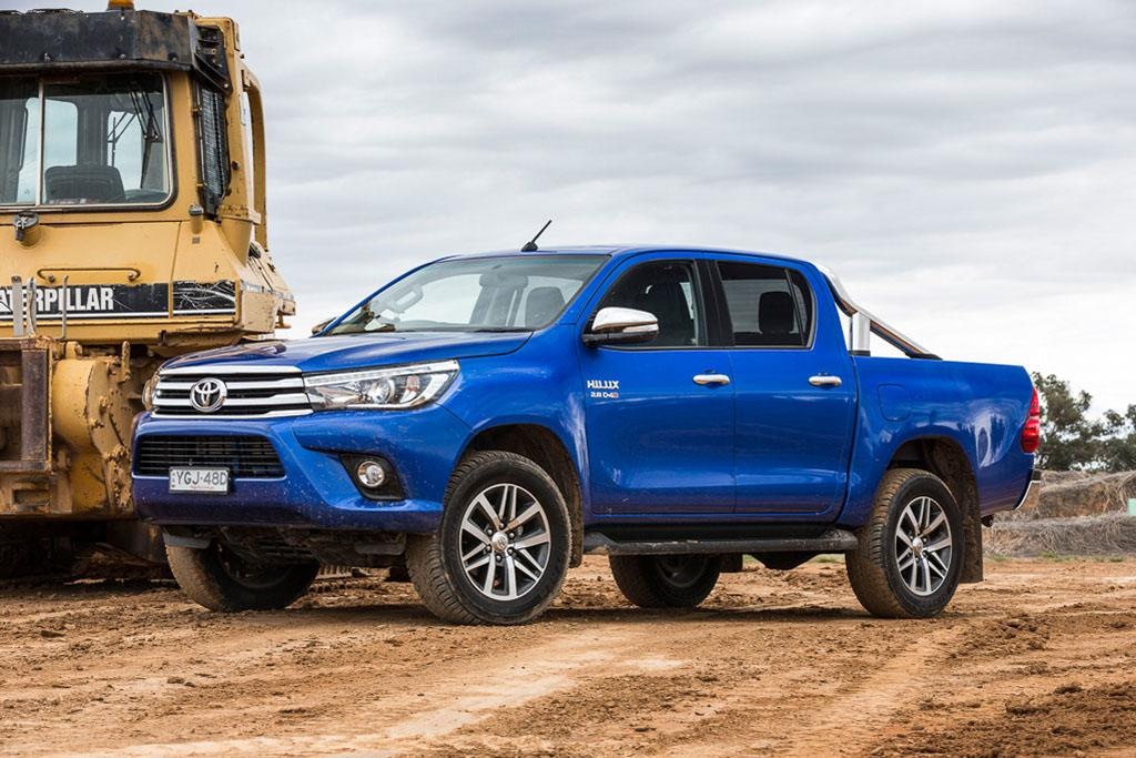 Toyota Hilux Sr5 2017 Review