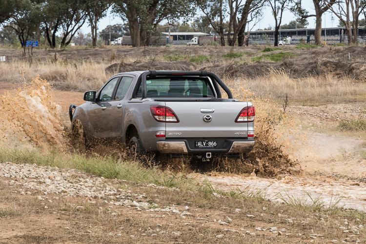 Mazda BT-50 Review - www carsales com au