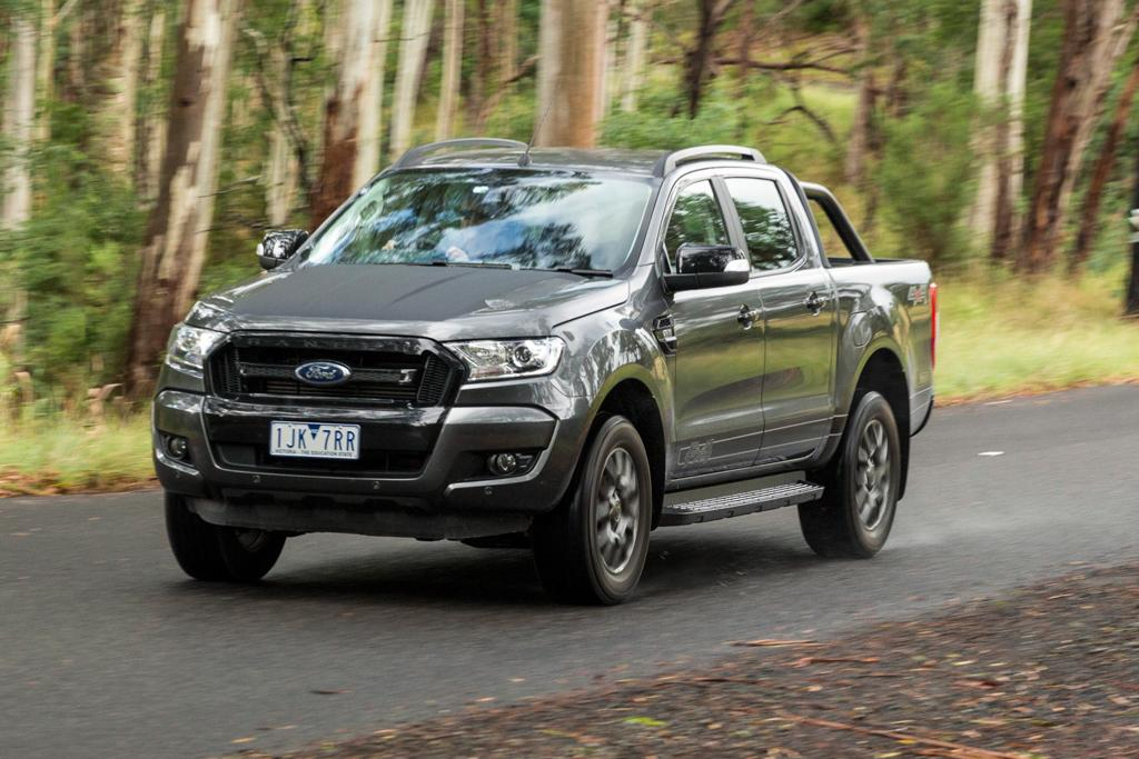 Ford Ranger Fx4 2017 Review