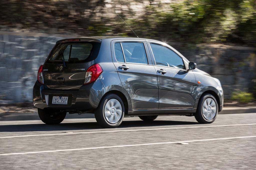 Micro Car 2017 Comparison - www carsales com au