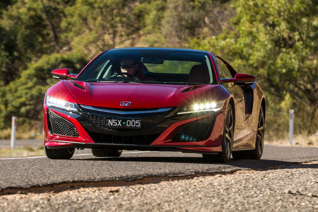 Honda Nsx 2017 Review Www Carsales Com Au
