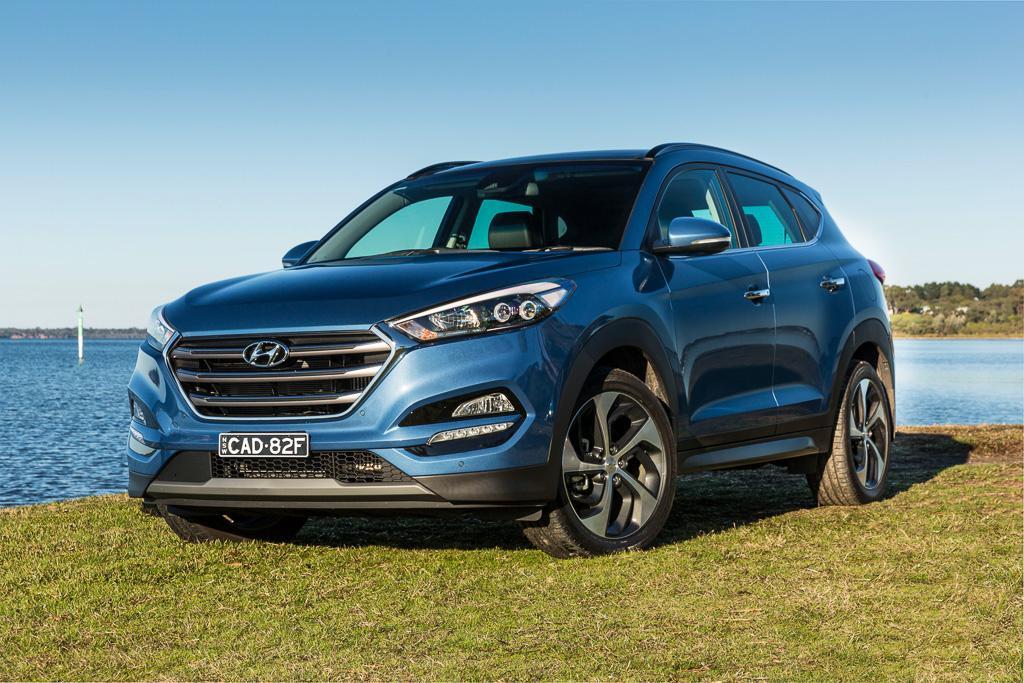 Medium Suv Comparison 2017 Hyundai Tucson Review Www Carsales Com Au