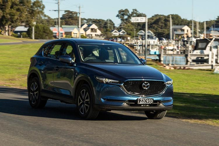 On Paper Specifications Show The CX 5 As Underpowered Compared To Its  Rivals On Test (140kW/251Nm), But To Be Honest Youu0027re Never Left Wanting  For More.