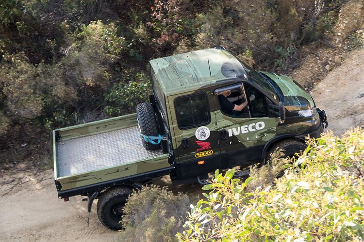 Iveco Daily 4x4 2017 Review - www carsales com au