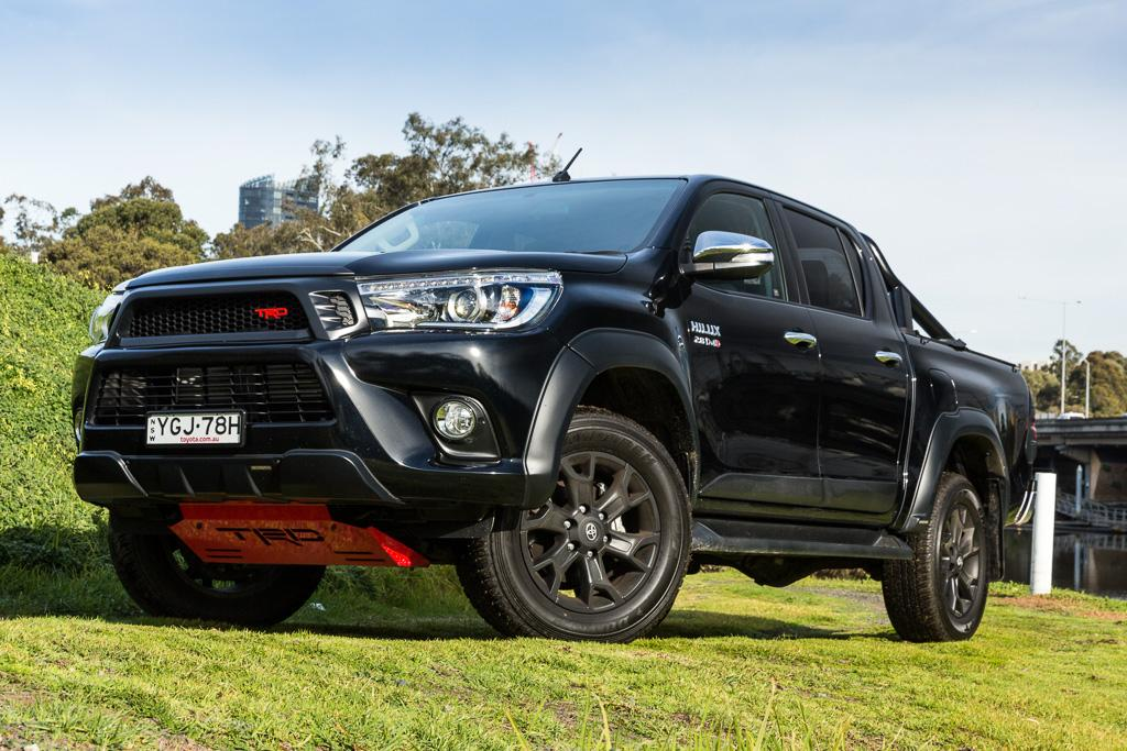 Toyota HiLux TRD 2017 Review - www.carsales.com.au