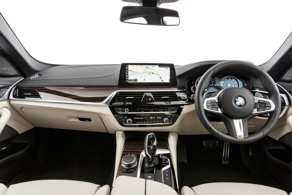 BMW 530e iPerformance 2017 Review - www carsales com au