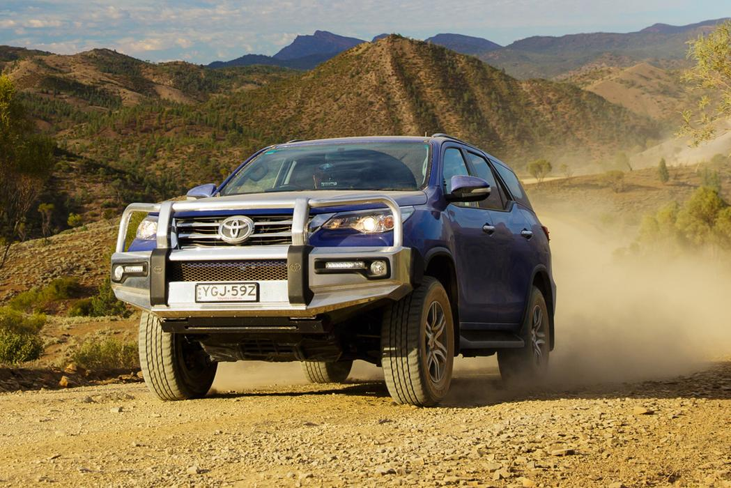Toyota Fortuner 2017 Review Www Carsales Com Au