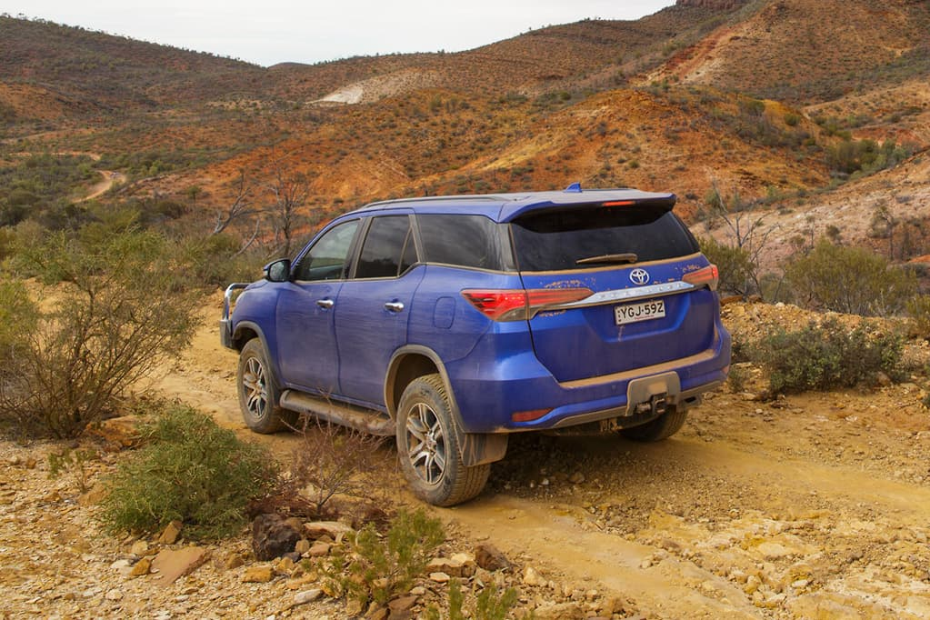 Toyota Fortuner 2017 Review - www carsales com au