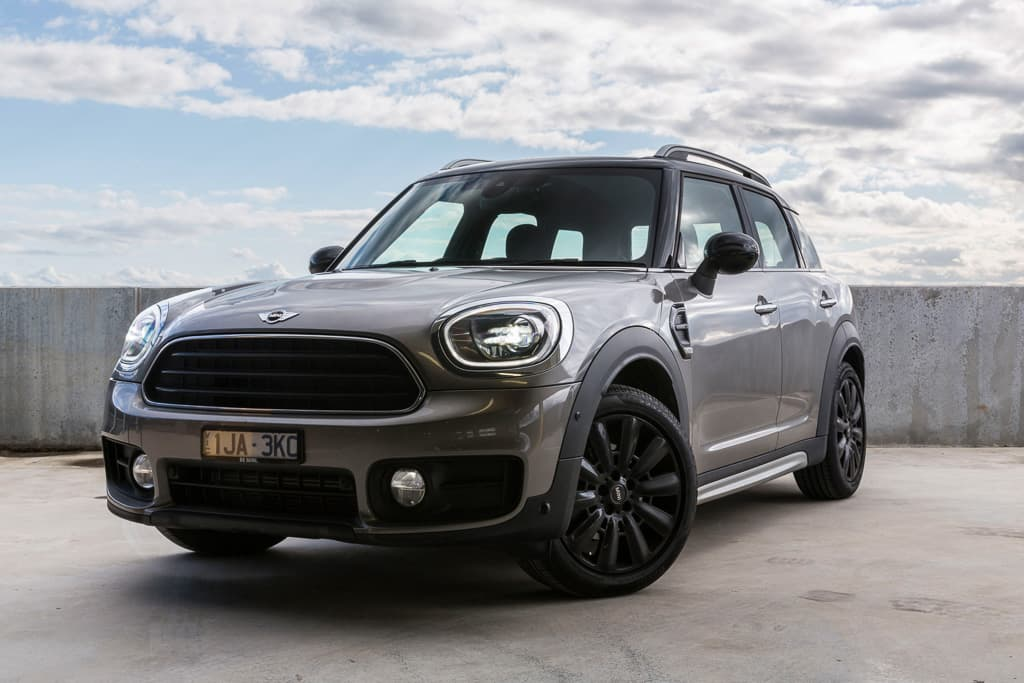 Mini Cooper D Countryman 2017 Review