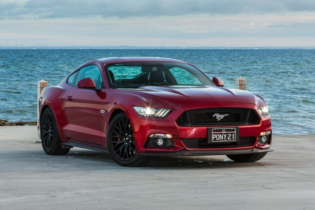 Ford Mustang Performance Pack 2017 Review