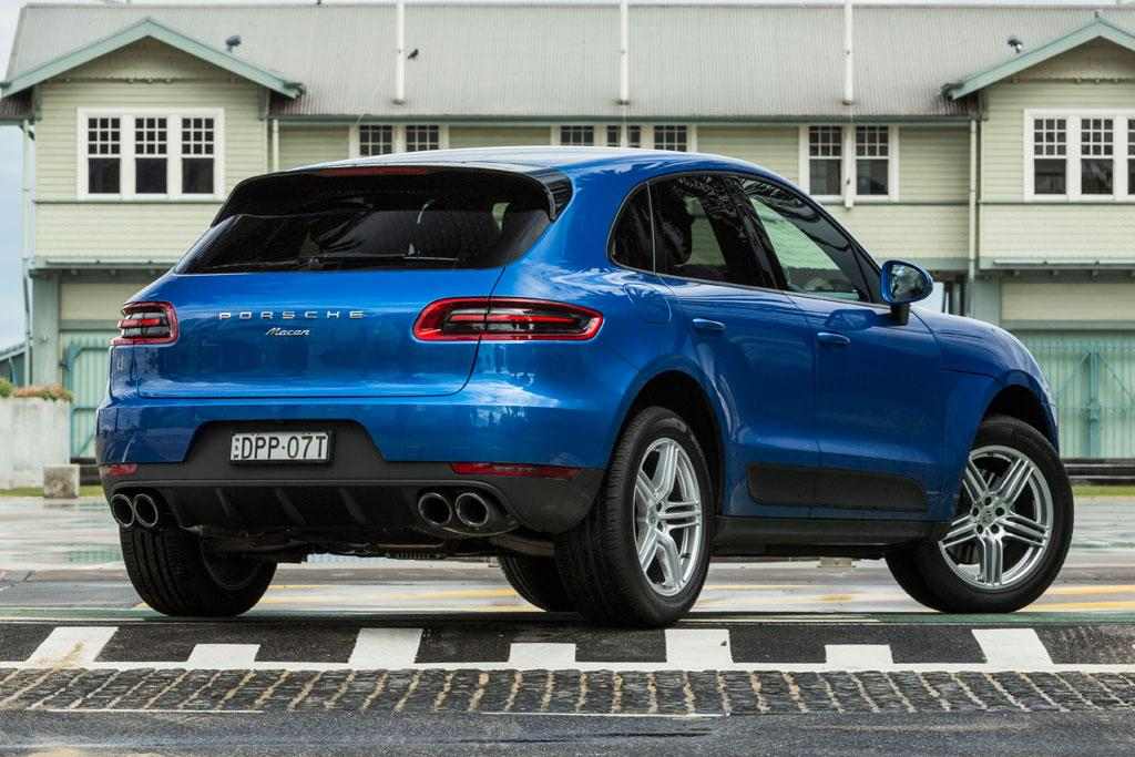Porsche Macan 2017 Quick Spin Www Carsales Com Au