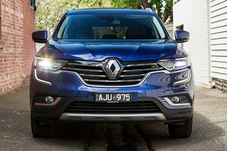 Renault koleos carsales