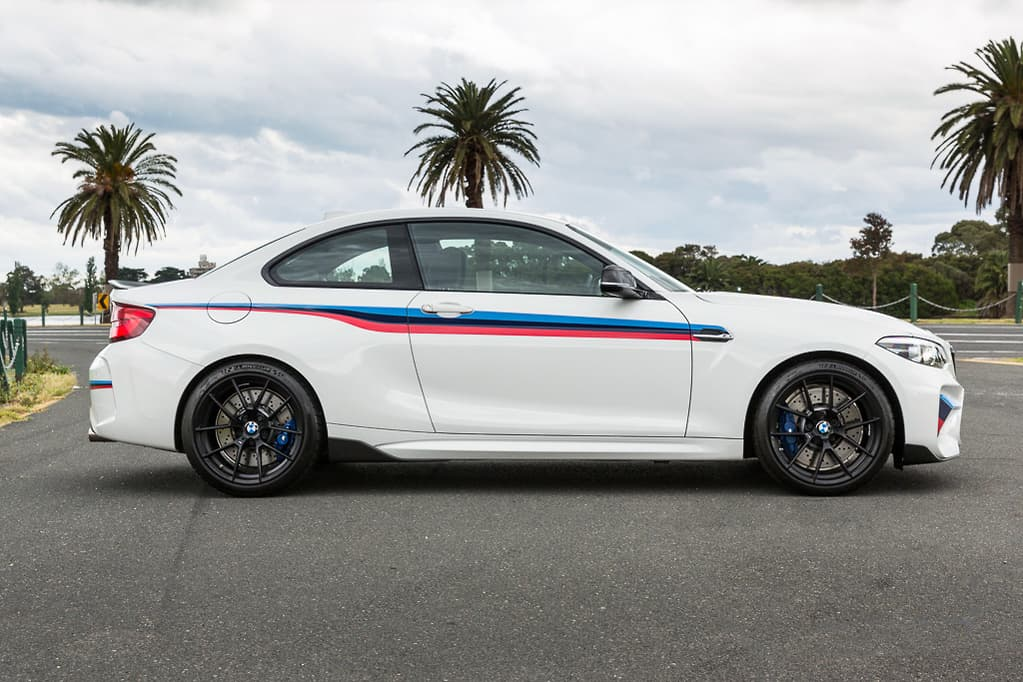 BMW M2 2018 Review - www carsales com au