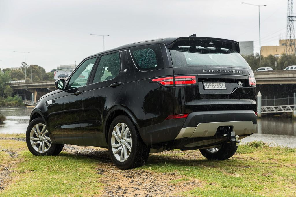 Land Rover Discovery 2017 Review Www Carsales Com Au