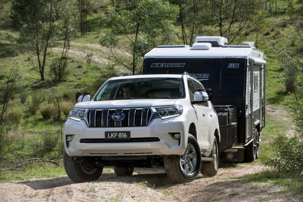 2018 Toyota LandCruiser Prado pricing announced - www carsales com au