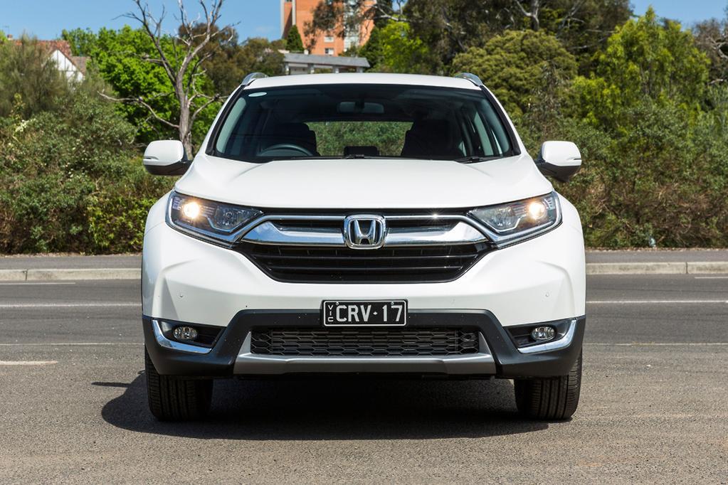 Honda CR-V 2017 Review - www carsales com au