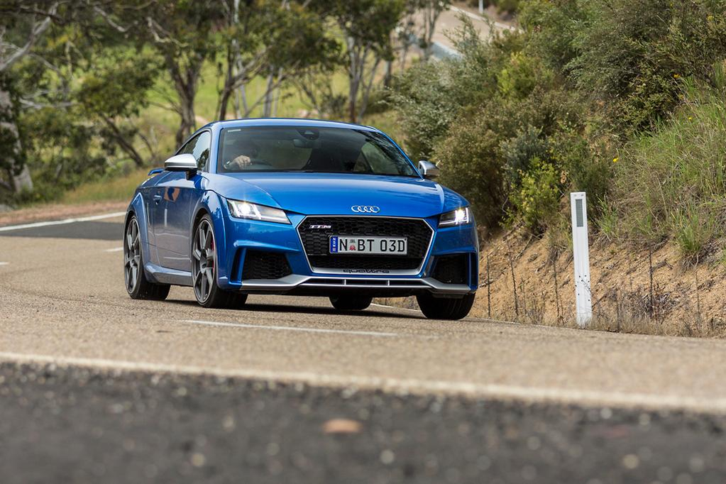 This is Audi, Sport: On the road - www carsales com au
