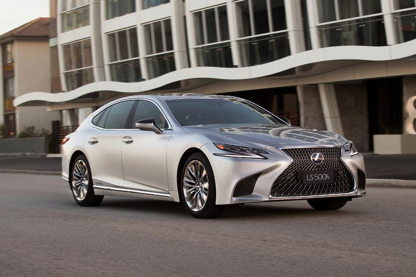 Price shake-up for new Lexus LS 500 - www carsales com au