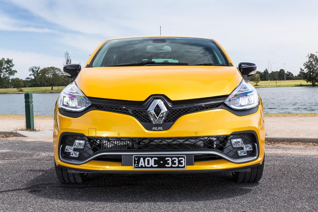 Renault Clio RS 2018 Review - www carsales com au
