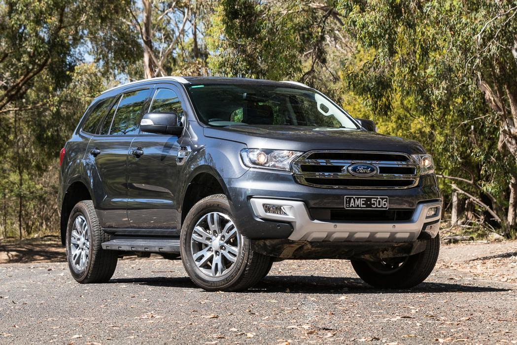 Ford Everest 2018 Review - www.carsales.com.au